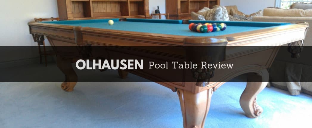 Olhausen Pool Table Review