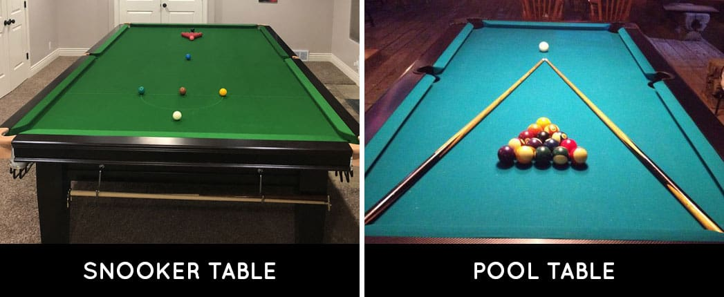 Pool Table & Snooker Table