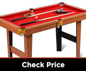 Costzon Billiard Table for Kids