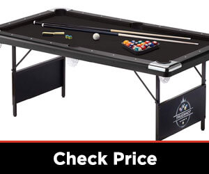 FAT-CAT Trueshot Pool Table