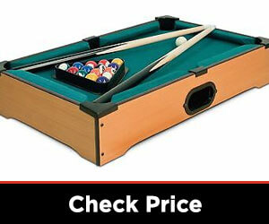 Global Gizmos Tabletop Pool Set