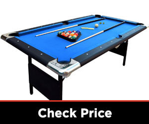 Hathaway Fairmont Portable Pool Table