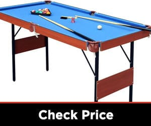 HLC 4-foot Pool Table