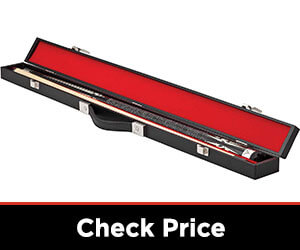 Casemaster Deluxe Billiard/Pool Cue Hard Case