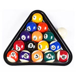 DAD 5IVE Mini Billiards Pool Ball Set